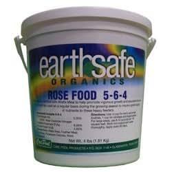 Rose Food 5-6-4 (2-Pack) 4lbs. Each