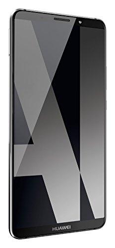 Huawei Mate 10 Pro (Dual-SIM) 128GB BLA-L29 (GSM Only, No CDMA) Factory Unlocked 4G Smartphone (Titanium Grey) - International Version