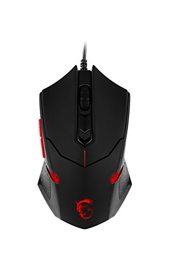 Build My PC, PC Builder, MSI Interceptor DS B1 GAMING Mouse