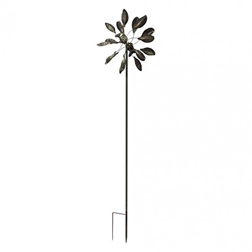 Smart Living Company 10015813 Home Decor Dancing Leaves Windmill