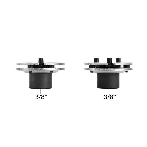 OEMTOOLS 24693 2 and 3 Pin Brake Rewind Adapter Set