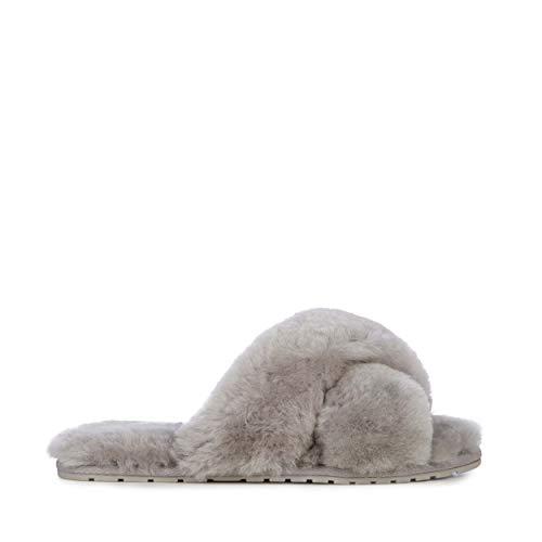 EMU Australia W11573 Women's Mayberry Slide Slipper, Dove Grey - 6 US