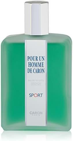 Caron Paris Pour Un Homme Sport EDT SPR 4.2 Oz