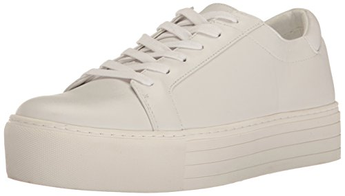 Kenneth Cole New York Women's Abbey Fashion Sneaker, White, 7 M US