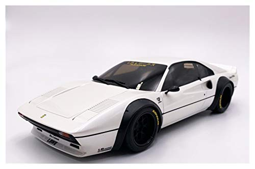 WNHSNM GT Spirit 1:18 LB Work LBWK 308 White Resin Model Car