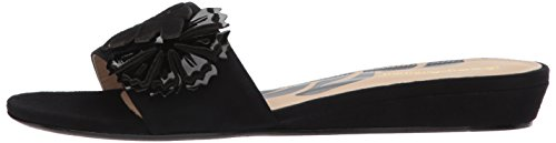 Sandal Slide Catarina Women's Black Tommy Floral Bahama PIXwA