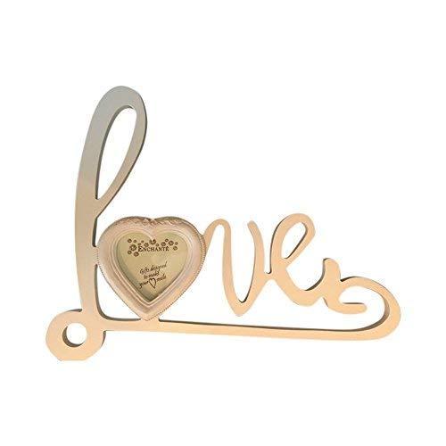Corazón Love blanco fotos perchero de pared grande Francés ...
