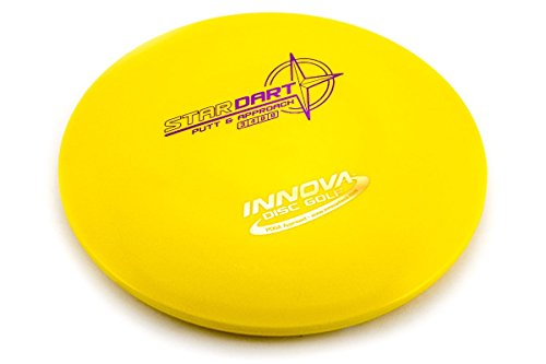 Innova Disc Golf Star Line Dart Golf Disc, 165-169gm (Colors may (Dart Golf)