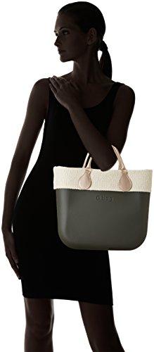 158 Handbag Multicolour O Women's Classic Natural vulcano Bag WnrqC6qp0
