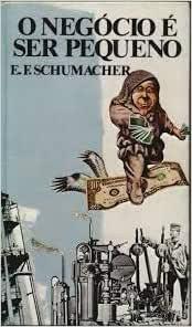 O Negocio E Ser Pequeno - 9788524500305 - Livros na Amazon