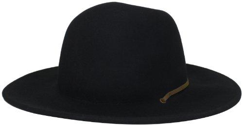 8697992d028 Jual Brixton Men s Tiller Wide Brim Felt Fedora Hat - Fedoras ...