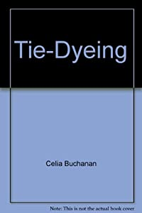 Hardcover Tie-Dyeing Book