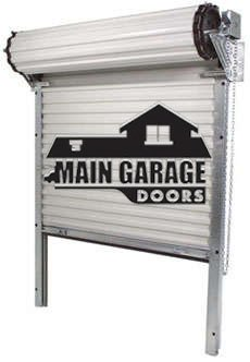 Roll Up Steel Garage Doors Free Shipping Nationwide With Main Garage