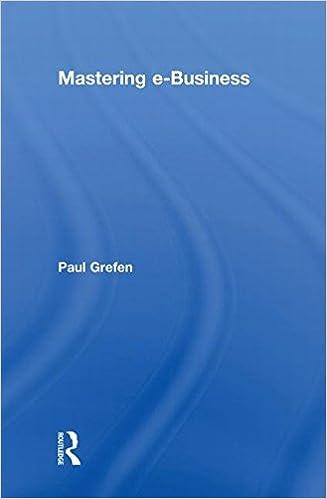 Download google bøger i pdf online Mastering e-Business 0415557852 PDF DJVU FB2 by Paul Grefen