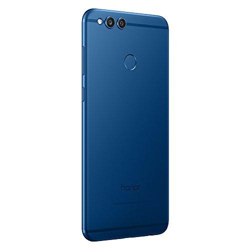 "31ebl 9loQL - Honor 7X - 18:9 screen ratio, 5.93"" full-view display. Dual-lens camera. Unlocked Smartphone, Blue (US Warranty)"