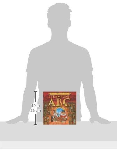 Professor Whiskerton Presents Steampunk ABC 4