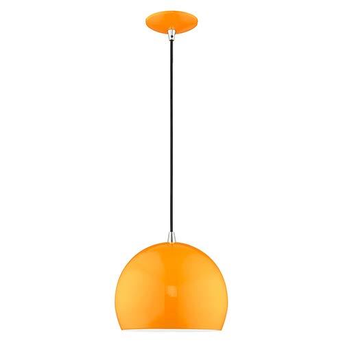 Amazon.com: Livex Lighting 41181-77 - Lámpara de techo ...