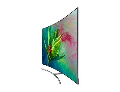 Samsung 65 Inch QLED 4K Curved TV - 65Q8CNA (2018)