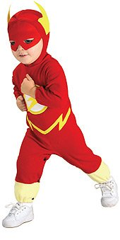 [Justice League The Flash Costume] (Lightning Bolt Costumes)