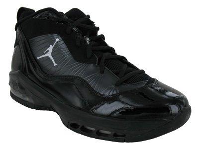 official photos 008cb e1240 Nike Air Jordan Melo M8 Mens Basketball Shoes Black/Metallic ...