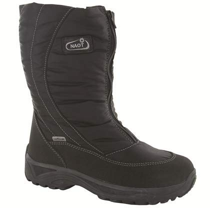 NAOT Footwear Women's Alaska Winter Boot Black - 41 M EU / 10-10.5 B (M) US -