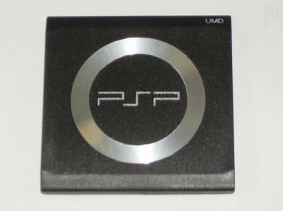 (Black PSP SLIM UMD Replacement)
