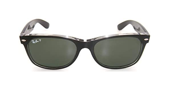 Amazon.com: New Authentic Ray-Ban New Wayfarer RB 2132 6052 ...