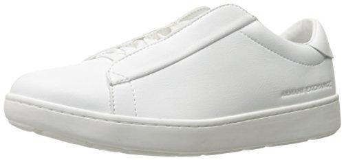 A | X Armani Exchange Mens Nascosta Sneaker Fashion-lace In Pizzo Bianco Ottico