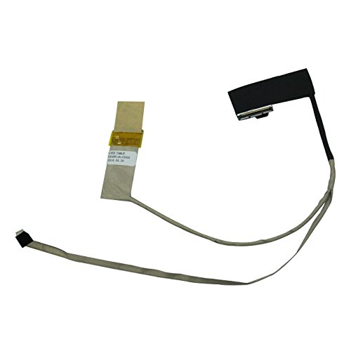 ACOMPATIBLE Replacement LCD LED Screen Cable for HP Pavilion g4-1000 g4t-1000 CTO g4-1100 g4t-1100 CTO g4-1200 g4t-1200 CTO g4-1300 g4t-1300 CTO Series Laptop ()