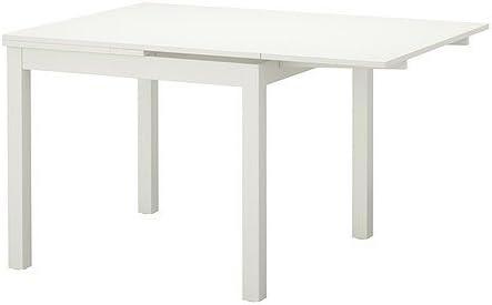Esstisch ausziehbar Ikea bjursta weiß in Eimsbüttel