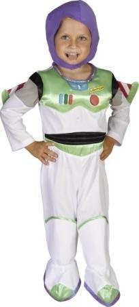 Disfraz baby Buzz Lightyear 2 – 3 años 95 cm: Amazon.es: Juguetes ...