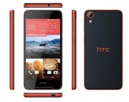 HTC Desire 628 Dual SIM  4G, Sunset Blue