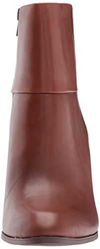Women's Leather Boot Ankle Leather Hollie Nine Natural West aSU5qUfp