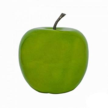 Dekoration gr n m belideen for Apfel dekoration