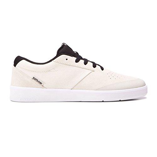Supra Shifter Skate Schuhe Herren Dane Vaughn / Off-Weiß / Weiß