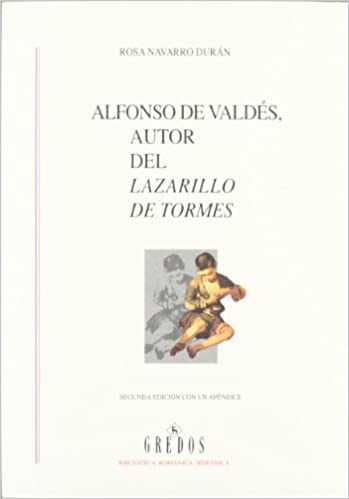 Alfonso de Valdes (Spanish Edition): Rosa Navarro Duran ...