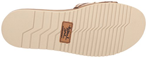 SOUL Sandal NATURAL WoMen Buff Slide Kiki OxdAz