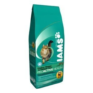 iams proactive health indoor hairball