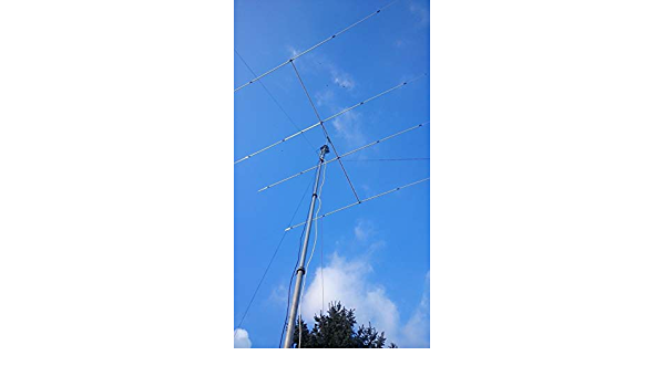 Sirio SY27 – 4 4 elemento haz CB 10 m Antena direccional ...