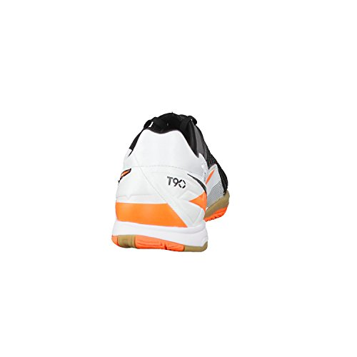 Nike T90 Shoot IV IN White 472558 480 Weiss