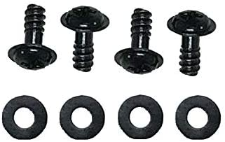 Pack of 20 Anti-vibration Rubber Screws for mounting computer fan FREE SHIPPING
