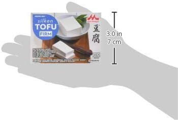 Mori-Nu Tofu, Duro de Color Azul - 12 unidad