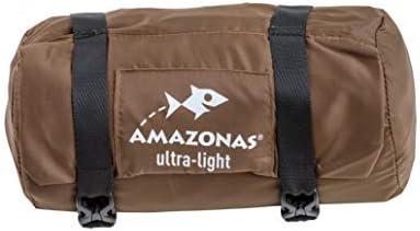 as AZ-1030210 Ultra-Light Moskito Traveller PRO Amaca da Escursione Marrone