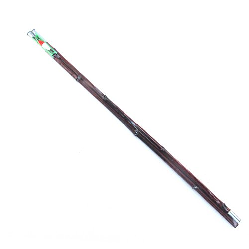 BambooMN Bamboo Vintage Cane Fishing Pole with Bobber, Hook, Line and Sinker from BambooMN