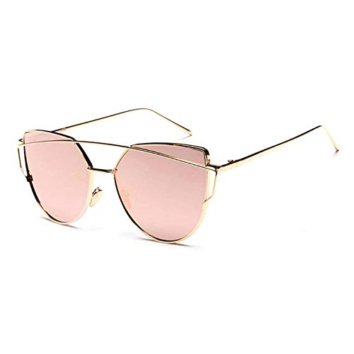 de d'été pour œil Vacances de réfléchissant soleil de UV protection femme chat Lunettes étoile Style 6wndRg