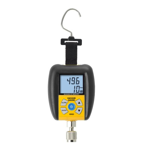 Fieldpiece SVG3 Digital Vacuum Gauge with Alarm for sale  Delivered anywhere in USA
