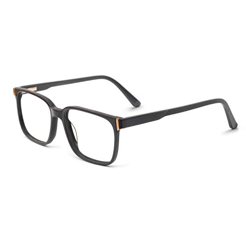 OCCI CHIARI Non-Prescription Eyeglasses Frame Optical Eyewear Fashion Glasses Men ()