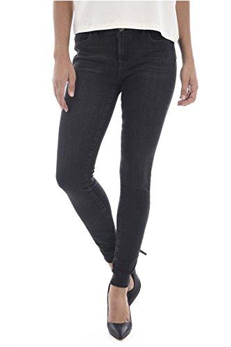 Jean Femme Vero Slim Noirs Les Moda 0wTvUqZ