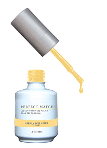 LECHAT Perfect Match Nail Polish, Happily Ever After, 0.500