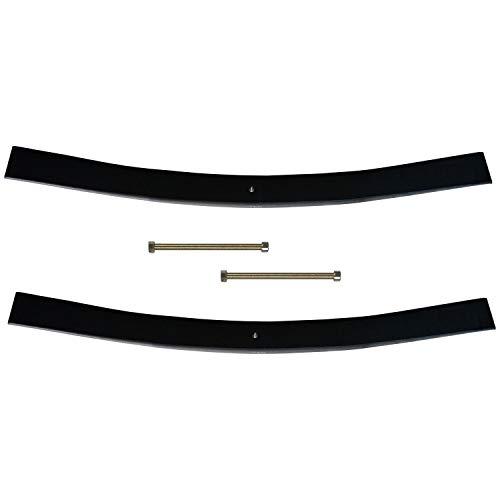 (Skyjacker R300 Softride Rear Add-A-Leaf Helper Spring with Tie Bolt - Pair)
